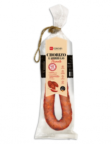Chorizo Hot ring 200 gr