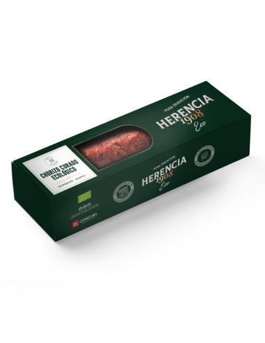 Chorizo ecológico 200 gr