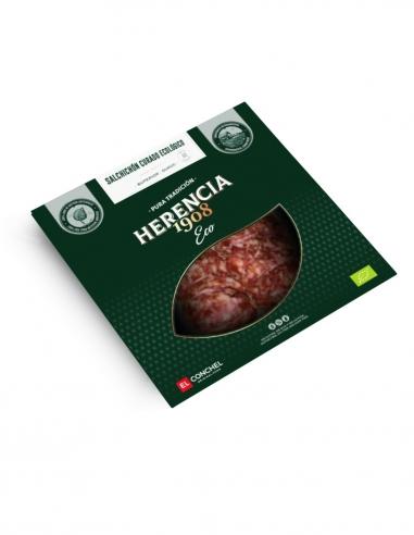 Sliced Organic Salchichón 100 gr
